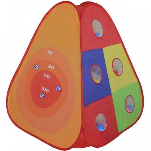 Cort de joaca Knorrtoys Bullseye cu 30 bile