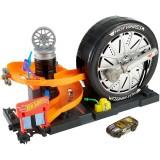 Pista de masini Hot Wheels by Mattel City Super Spin Tire Shop {WWWWWproduct_manufacturerWWWWW}ZZZZZ]