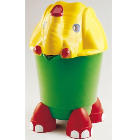 Cutie pentru jucarii Litaf Ele Fun Bin verde