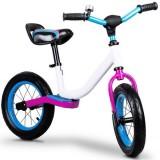 Bicicleta fara pedale Ecotoys Bw-1199 alb