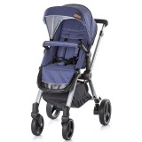 Carucior Chipolino Mika 3 in 1 navy