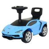 Masinuta de impins Ecotoys Lamborghini 3726A albastru