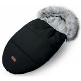 Sac de dormit Bexa Fleece negru