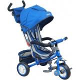 Tricicleta cu copertina Baby Mix 37-5 blue