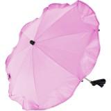 Umbreluta parasolara Altabebe pentru carucioare Roz