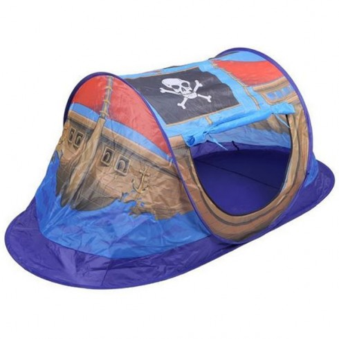Cort de joaca Ecotoys 8733 corabie de pirati