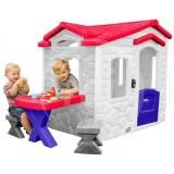 Casuta pentru copii Little Tikes Picnic la terasa