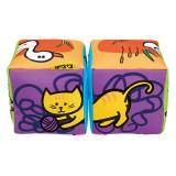 Jucarie K's Kids Cuburi cu sunete Animale