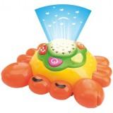 Jucarie muzicala Baby Mix Crab Fun