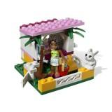 LEGO Friends - Casa cu Iepurasi a Andreei