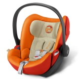 Scaun auto Cybex Cloud Q autumn gold