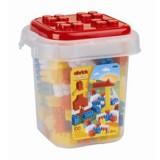 Set Ecoiffier 100 cuburi in cutie