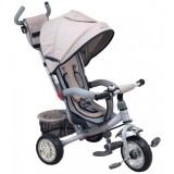 Tricicleta cu copertina Baby Mix Sunny Steps grey