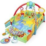 Covoras de joaca Bright Starts Sunny Safari Baby's Play Place