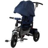 Tricicleta Sun Baby Little Tiger T400 albastru