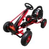 Kart cu pedale R-Sport Gokart G3 Rosu