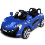 Masinuta electrica Toyz Aero 2x6V cu telecomanda Blue