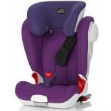 Scaun auto Britax - Romer Kidfix XP II Sict  cu sistem Isofix mineral purple 2016