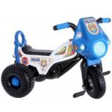 Tricicleta Super Plastic Toys Police