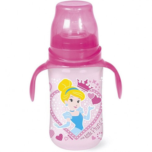 Biberon cu maner Lulabi Princess 300 ml