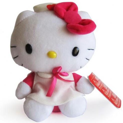 Jucarie de plus Intek Hello Kitty 16 cm Tip 3