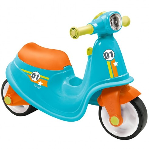 Scuter Smoby Scooter Ride-On blue {WWWWWproduct_manufacturerWWWWW}ZZZZZ]