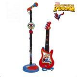Set chitara si microfon Spiderman {WWWWWproduct_manufacturerWWWWW}ZZZZZ]