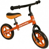 Bicicleta fara pedale Arti Speedy Free portocaliu
