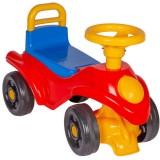 Masinuta Ucar Toys UC165 cu claxon albastru rosu