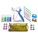 Set Hasbro plastilina Doh-Vinci Platinum Styler Suite