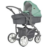 Carucior Lorelli Vista green & grey