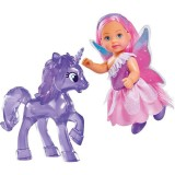 Papusa Simba Evi Love Unicor Friend 12 cm cu unicorn {WWWWWproduct_manufacturerWWWWW}ZZZZZ]