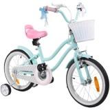 Bicicleta Sun Baby Junior BMX Star 16 turcoaz