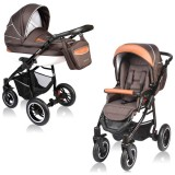 Carucior Vessanti Crooner 2 in 1 brown