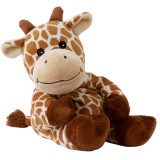 Jucarie de plus BP Plush pentru microunde Girafa