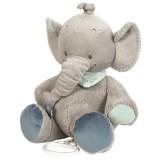 Jucarie muzicala plus Nattou Elefantelul Jack 30 cm