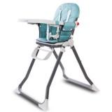 Scaun de masa Sun Baby 009 Cubby turquoise light