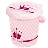 Cos pampers cu clapeta Rotho Baby Design Style little princess