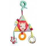 Jucarie Vulli Piramida 3 activitati Girafa Sophie
