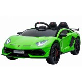 Masinuta electrica Chipolino Lamborghini Aventador SVJ green cu roti EVA {WWWWWproduct_manufacturerWWWWW}ZZZZZ]