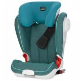 Scaun auto Britax - Romer Kidfix XP SICT cu sistem Isofix green marble 2017