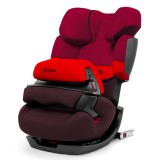 Scaun auto Cybex Pallas Fix rumba red dark red cu Isofix