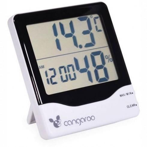 Termometru si Higrometru Cangaroo Digital 3 in 1