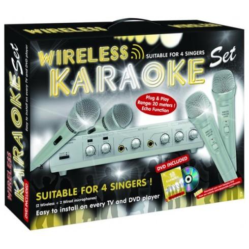 Karaoke Wireless {WWWWWproduct_manufacturerWWWWW}ZZZZZ]