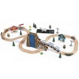 Pista Trenulet KidKraft Euro Express