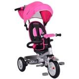 Tricicleta Moni Flexy Plus roz