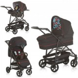 Carucior Fisher Price Toronto 4 FP Gumball 3 in 1 black