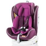 Scaun auto Chipolino Tourneo 0-36 kg purple cu sistem Isofix