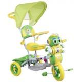 Tricicleta cu copertina Arti Jy-20 Ant-3 verde