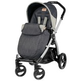 Carucior Peg Perego Book Plus Completo denim